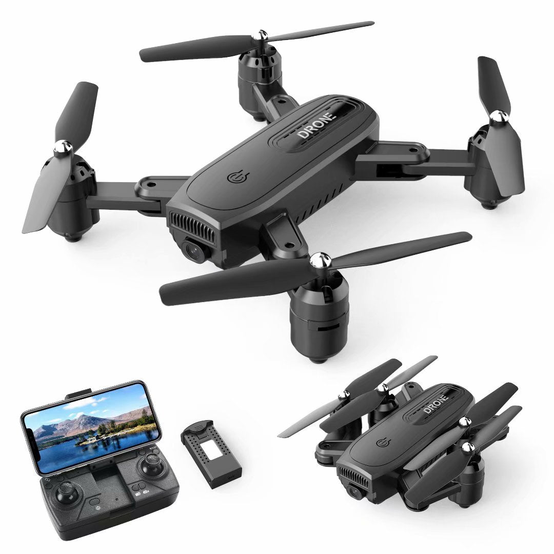 Holy Stone Hs350 Foldable Fpv Drone With 1080p Camera Rc Quadcopter Fo