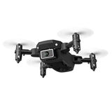 S66 Mini Pocket Drone With 4K 1080P Dual Camera Optical Flow Positioning Foldable RC Quadcopter RTF - Go High Drone