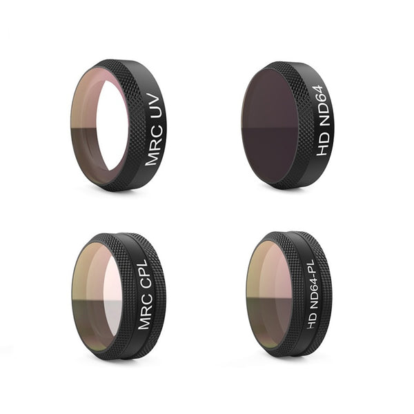 Camera Lens HD Filter MRC-UV ND64 ND64-PL MRC-CPL Waterproof for DJI Mavic Air Drone - Go High Drone