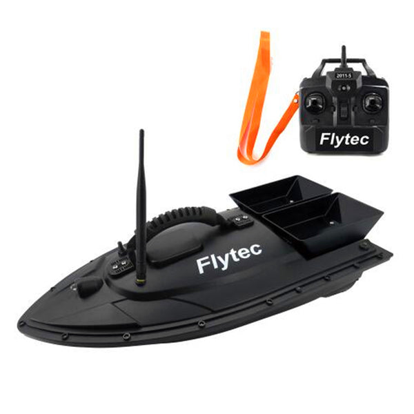 URUAV 2011-5 Gen 50cm Fishing Bait RC Boat 500M Remote Fish Finder 5.4km/h Double Motor Toys - Go High Drone