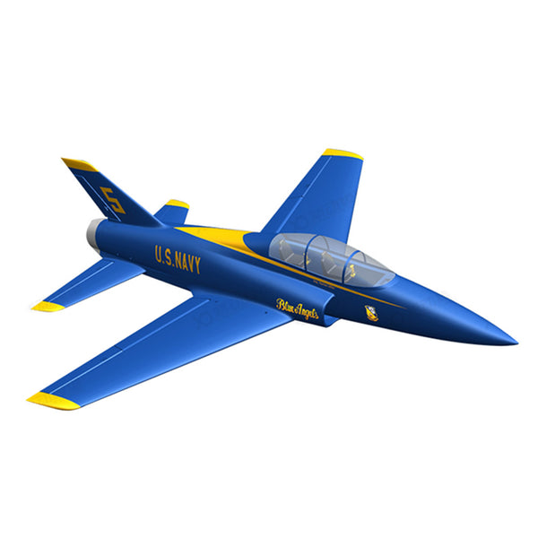 Taft Hobby Cobra TD-02 1300mm Wingspan EPO Ducted 90mm EDF Aerobatic RC Airplane Fixed-wing Jet KIT - Go High Drone