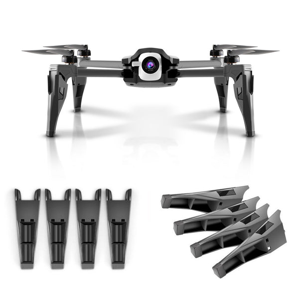 4Pcs Heighten Extender Raise 4cm Landing Gear Skid for Parrot ANAFI RC Drone - Go High Drone