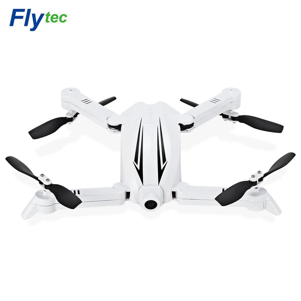 Flytec T13 3D RC Quadcopter WiFi FPV 720P Camera 2.4G 4CH (WHITE) - Go High Drone