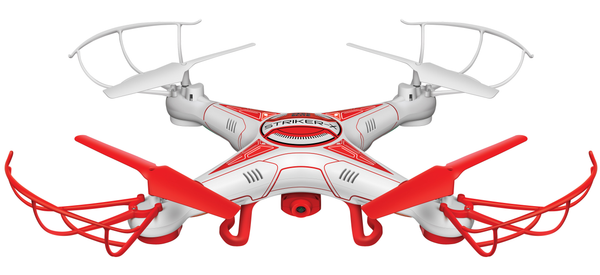 Striker-X 2.4GHz 4.5CH RC HD Camera Drone - Go High Drone