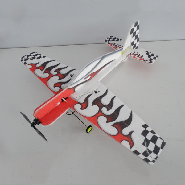 Yak54 650mm Wingspan Indoor & Outdoor Flying EPP 3D Aerobatic RC Airplane KIT - Go High Drone