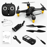 JJRC X3P GPS 5G WiFi FPV with 1080P HD Camera Altitude Hold Mode Brushless RC Drone Quadcopter RTF - Go High Drone
