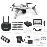 JJPRO X5 5G WIFI FPV Brushless With 1080P HD Camera Point of Interest GPS RC Drone Quadcopter RTF - Go High Drone
