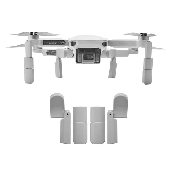 Extended Foldable Landing Gear Support Protector for DJI Mavic Mini RC Drone - Go High Drone