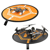 Deco Gear Drone Landing Pad - 31.5-inch (80CM) with Case - DLP80B - Go High Drone