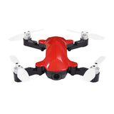 SIMTOO XT-175 Fairy Selfie Drone GPS 1080P HD Camera Foldable Wifi FPV Brushless RC Quadcopter - Go High Drone
