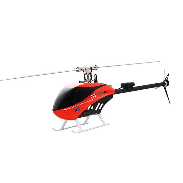 FLY WING FW450 6CH FBL 3D Flying GPS Altitude Hold One-key Return With H1 Flight Control System RC Helicopter BNF - Go High Drone