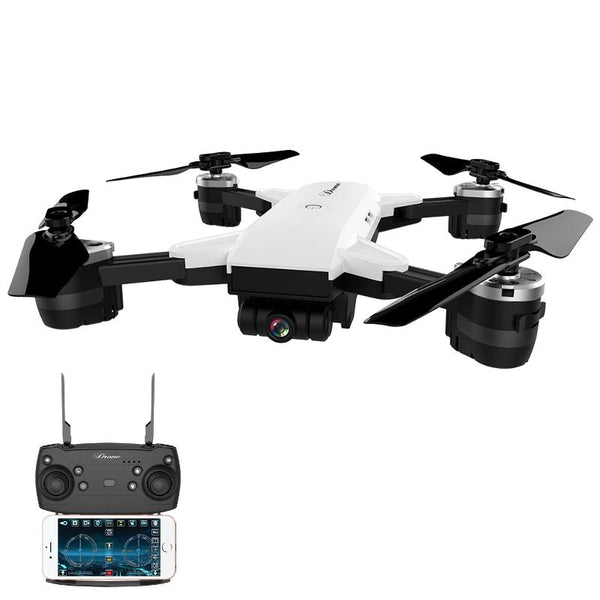 JDRC JD-20 JD20 WIFI FPV With 2MP Wide Angle Camera High Hold Mode RC Drone Quadcopter RTF - Go High Drone