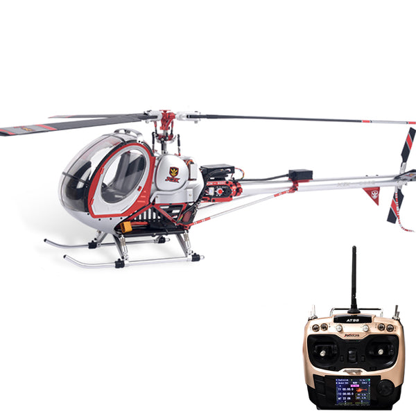 JCZK 300C 470L DFC 6CH 3D Super Simulation Smart RC Helicopter RTF With GPS One-key Return Hover - Go High Drone