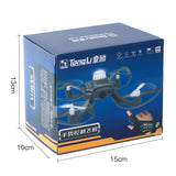 TongLi toy professional GESTURE drone portable mini rc quadcopter remote control drone with LED light six-axis altitude hold - Go High Drone