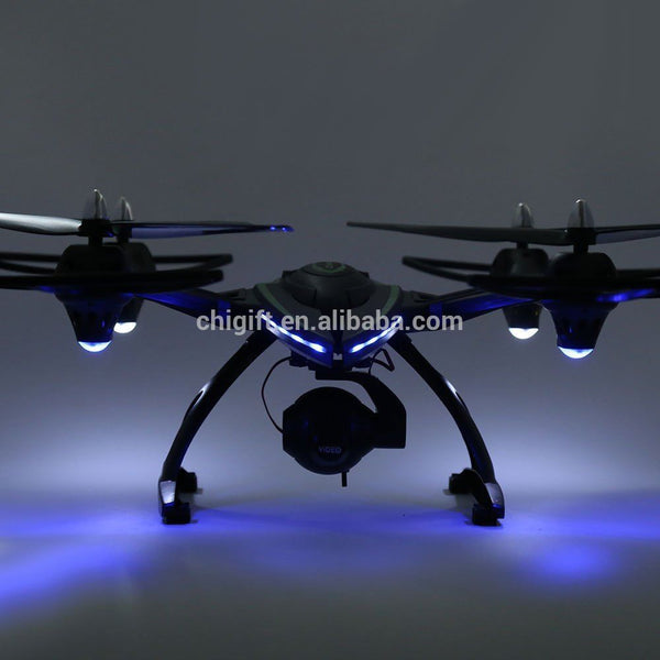 54cm large rc quadcopter camera Drone with 5.8G real-time transmission - Go High Drone