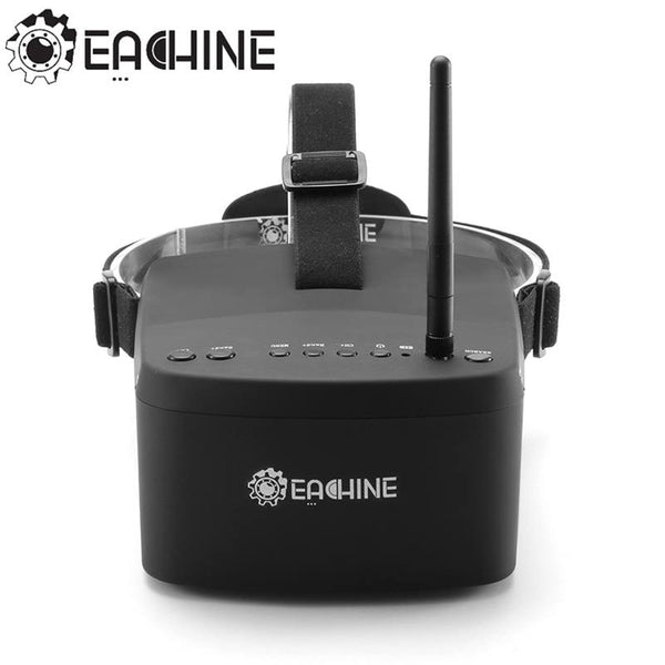 High Quality Eachine EV800 5 Inches Build-in Battery 800x480 5.8G 40CH Raceband Auto-Searching FPV Goggles For RC Drone FPV - Go High Drone