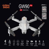 vs phantom 4 Advanced Drone with 4K video 1080p hd camera rc helicopter P4A Phanton drone VS P4 Pro / Pro Plus GPS - Go High Drone