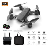 NEW K2 Drone 4k HD Wide Angle 4K WIFI 1080P FPV Drones With Dual Camera Video Live Recording Quadcopter For Beginners - Go High Drone