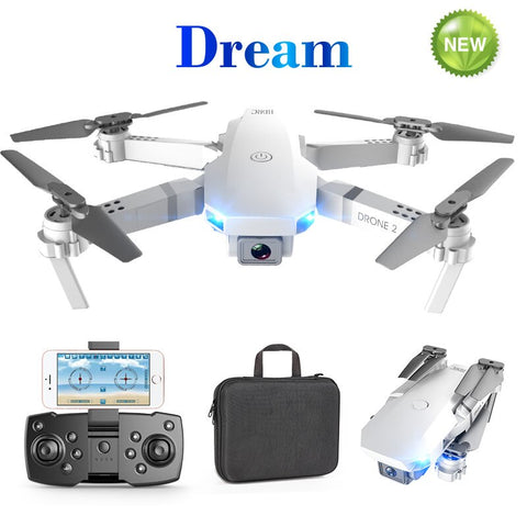 RC Drone Photograp UAV 4K Profesional Quadrocopter E59 Fixed-Height Folding Unmanned Aerial Vehicle Aerial Quadcopter Toys - Go High Drone