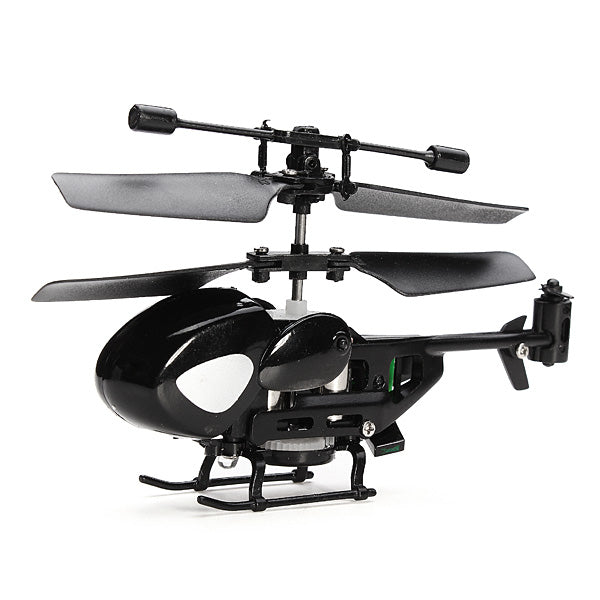 QS QS5010 3.5CH Super Mini Infrared RC Helicopter With Gyro Mode 2 - Go High Drone