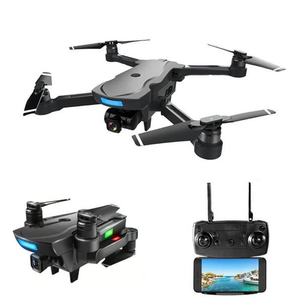 AOSENMA CG033 1KM WiFi FPV w/ HD 1080P Gimbal Camera GPS Brushless Foldable RC Drone Quadcopter RTF - Go High Drone