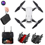 Drone RC Quadcopter With 4K Camera Foldable FPV Wifi Quadrocopter Wide Angle RC Helicopter Selfie Drone Professional - Go High Drone