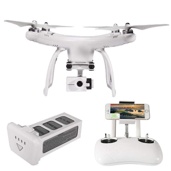 Up Air One Plus APP Control WIFI FPV Gimbal Brushless RC Drone Quadcopter RTF - Go High Drone