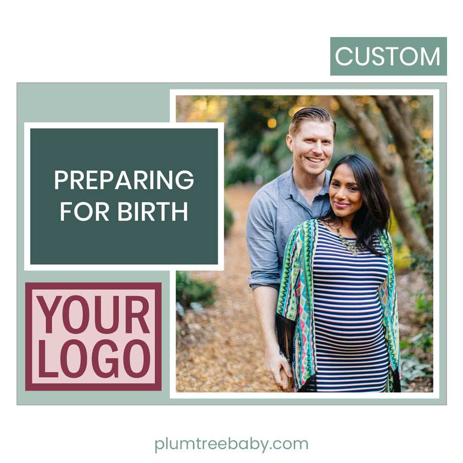 Custom Branded PowerPoints-Plumtree Baby