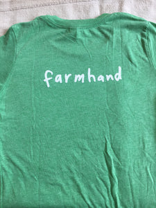 Green - Barn & Pasture Logo - Youth