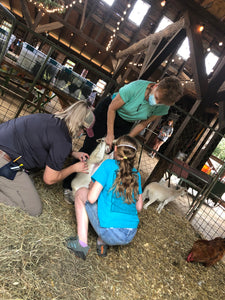 FULL :: Kid's Farm Camp :: July 19- July 23 : 9a-3p