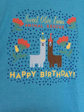 Load image into Gallery viewer, Alpaca Birthday Tee