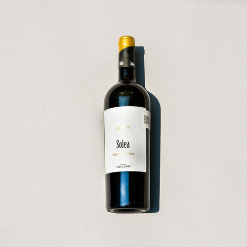 Nero D'Avola Solea - Bottegashop.mx