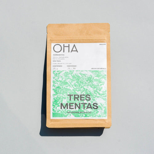 Té Tres Mentas 50g - Bottegashop.mx