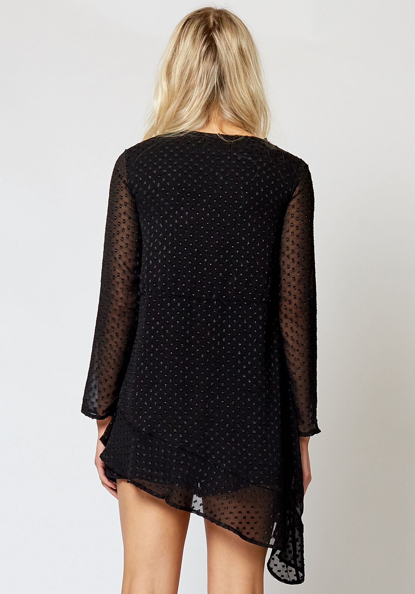 Hornet Back Blouse