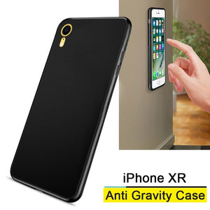 ANTI-GRAVITY PHONE CASE FOR iPhone 5 5S /  iPhone SE / iPhone 6 6S / iPhone 6 6s plus / iPhone 7 / iPhone 7 Plus / iPhone 8 / iPhone 8 Plus / iPhone X / iPhone XR / iPhone XS / iPhone XS Max