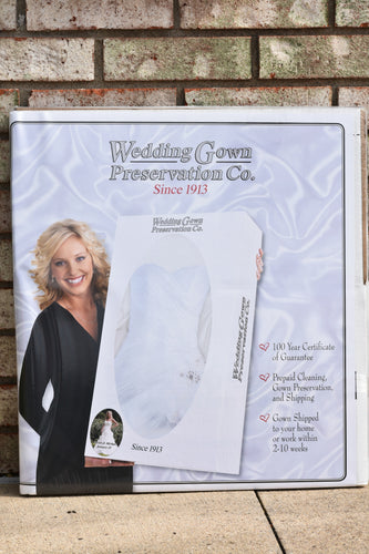 Wedding Gown Preservation Kit