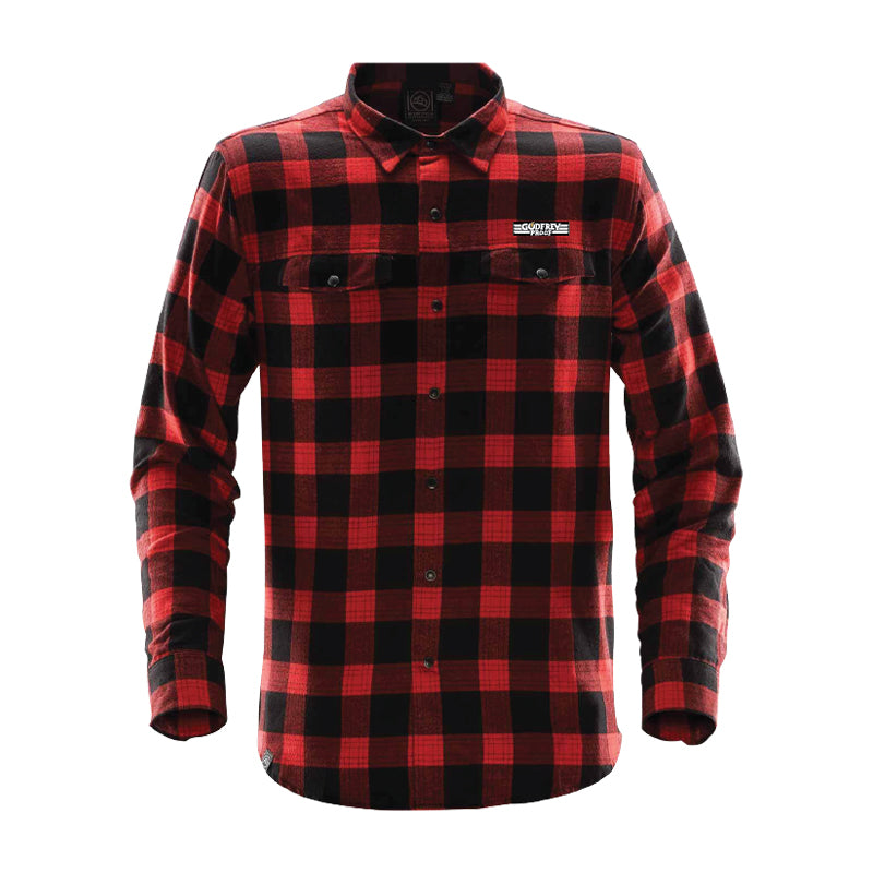 Red Timber Flannel
