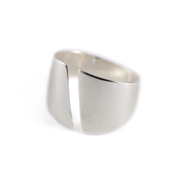 Ana Sterling Silver Ring