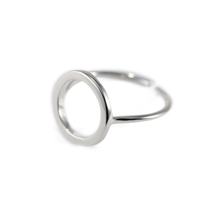 Christiana Sterling Silver Ring