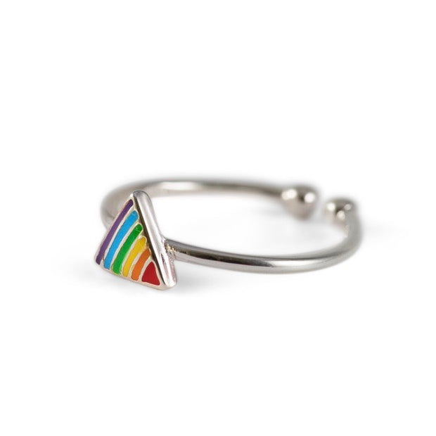 Free Love Sterling Silver Ring