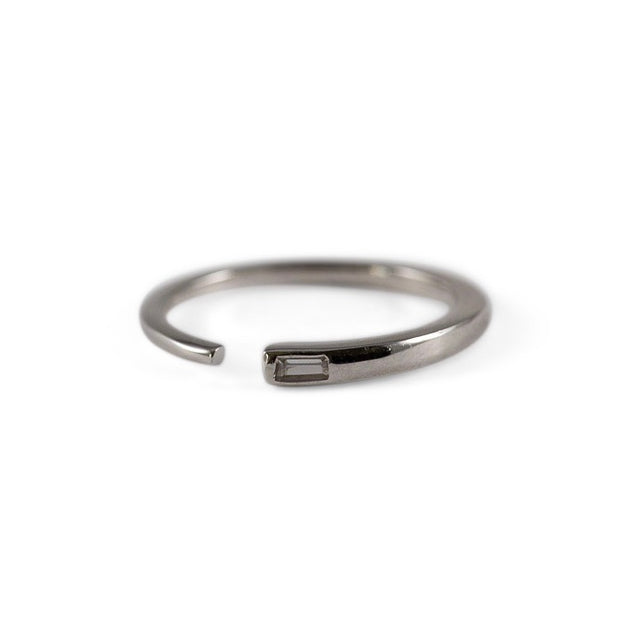 Iki Sterling Silver Ring