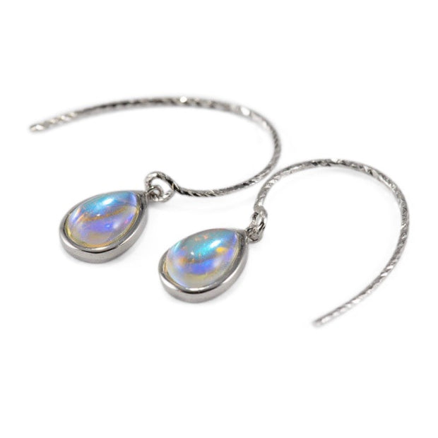 Isabella Sterling Silver Earrings