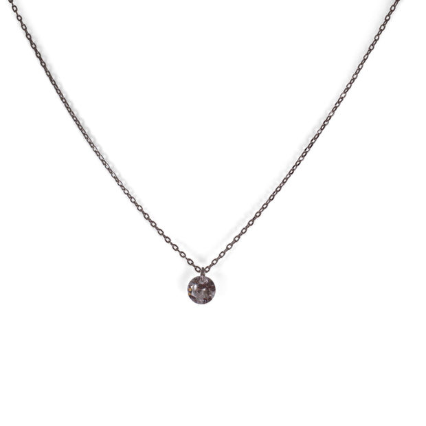 Jess Sterling Silver Necklace