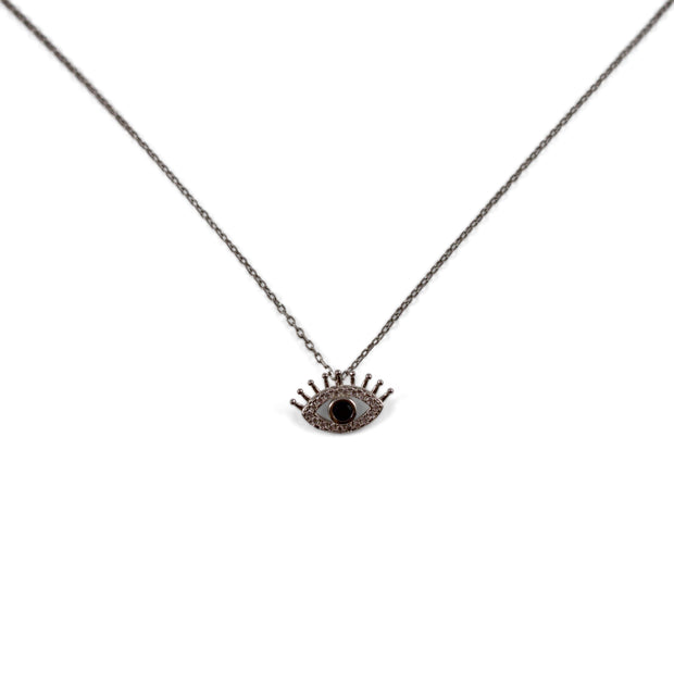 Mariam Sterling Silver Necklace in Silver