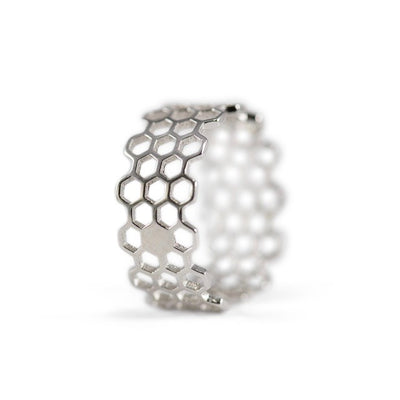 Ulia Sterling Silver Ring