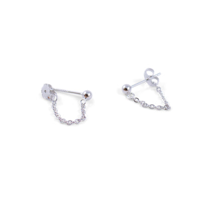 Loyd Sterling Silver Earrings