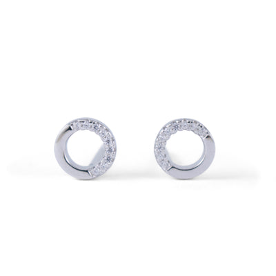 Oko Sterling Silver Earrings
