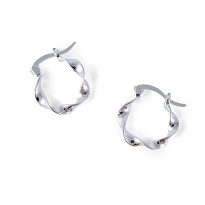 Ovae Sterling Silver Earrings