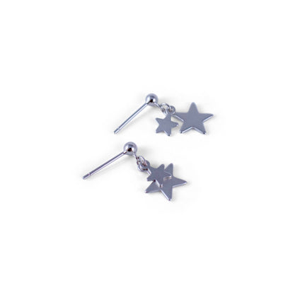 Sara Sterling Silver Earrings