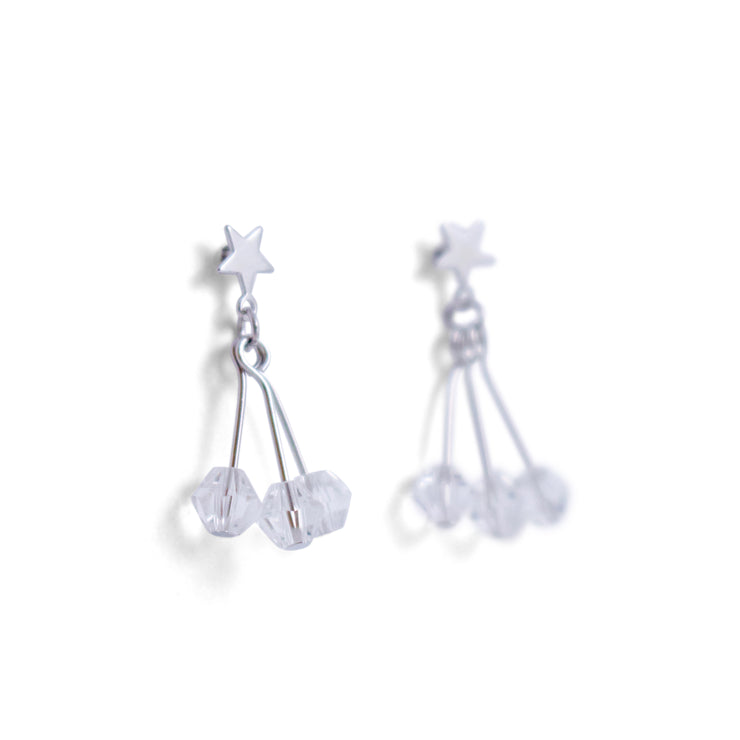 Silvia Sterling Silver Earrings